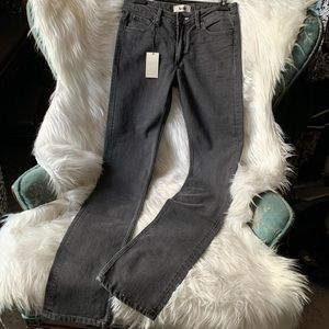 ACNE STUDIOS Hex Filter Straight Jeans
